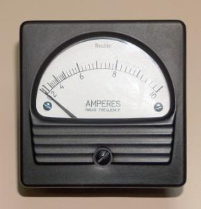 RF Ammeter,