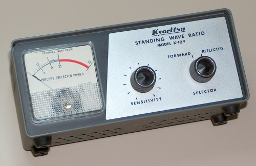 Standing Wave Ratio, KYORITSU, Model K-109