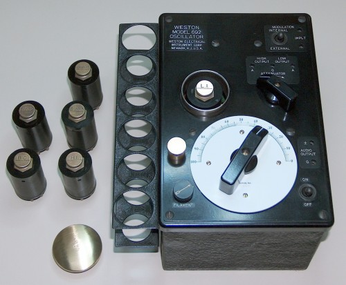 Oscillator, WESTON, Model 692 Type 2