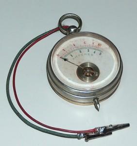 Portable Volt-Ammeter, xxx, Model 10V/5A