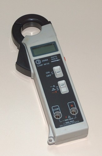 Digital Clamp Meter, CIE, Model 269A
