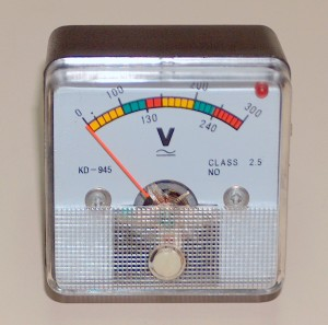 Voltmeter,