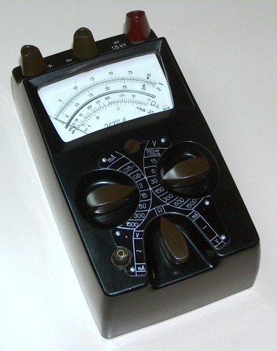 Multimeter, ERA, Model UM-4