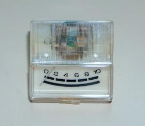 Signal Meter, 0 to 10 (S-Meter)