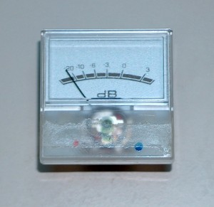 Level Meter,