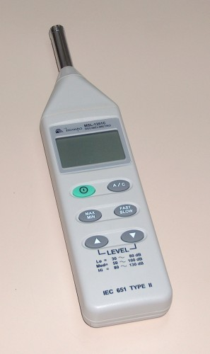 Sound Level Meter, MINIPA, Model MSL-1351C