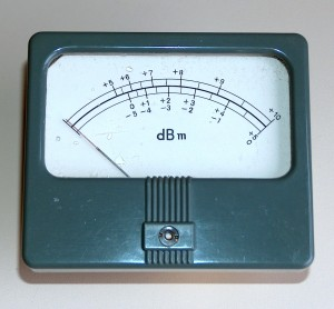 dBm Level Meter, Type II