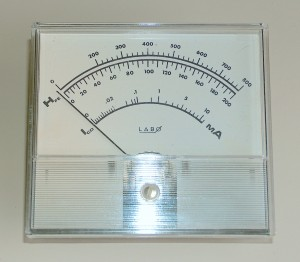 Micro-Ammeter (Multi Functions), LABO
