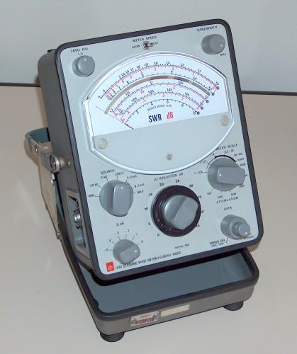 Standing-Wave Meter, GENERAL RADIO, Model 1234