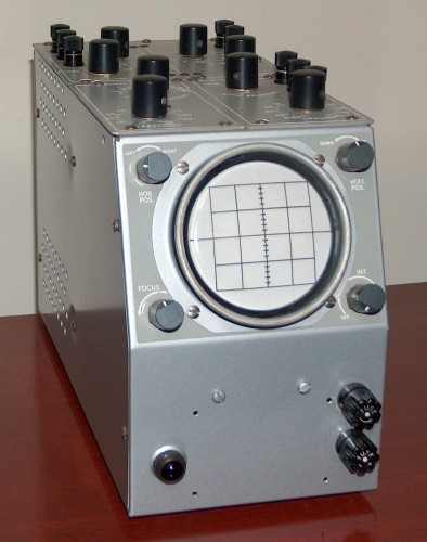 Oscilloscope, POLYTRONIC RESEARCH INC, Model OS-8C/U