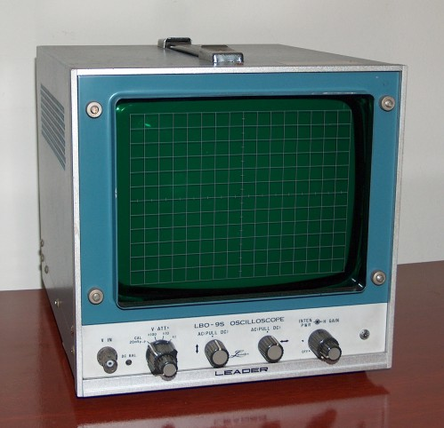 Oscilloscope, LEADER, Model LBO-9S