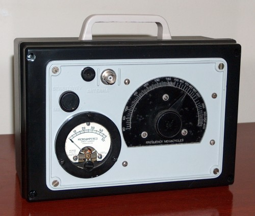 Portable Field Meter, ---, Model ---