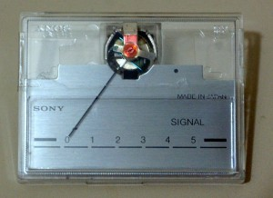 Signal Meter, SONY