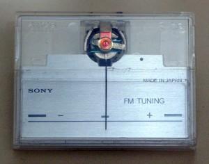 FM TUNING, SONY