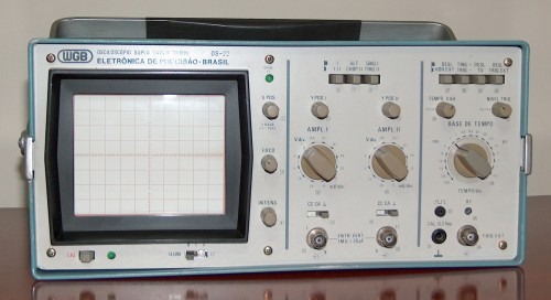 Oscilloscope, WGB, Model OS-22