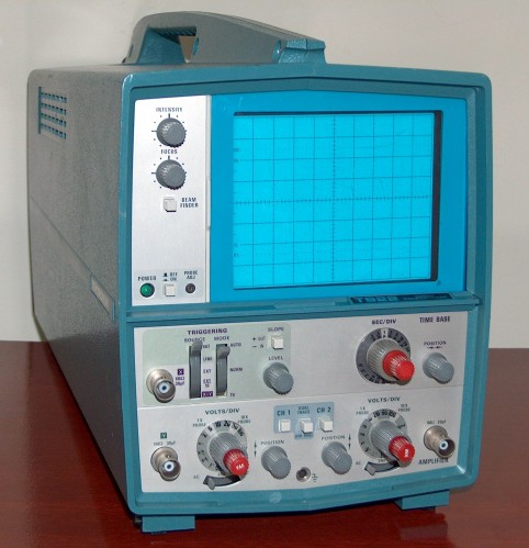 Oscilloscope, TEKTRONIX, Model T922