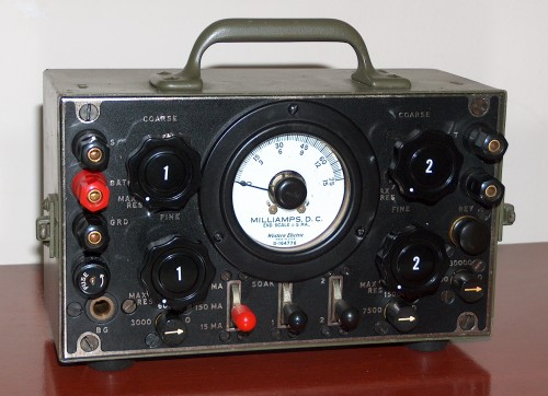 Test Set, MILITARY, Model I-181