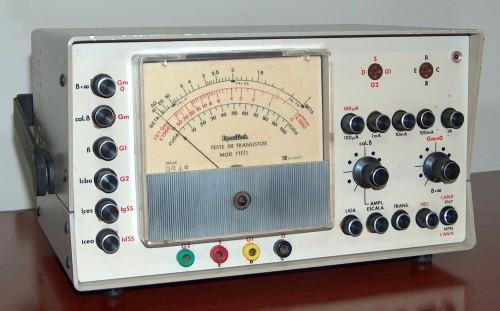Transistor Tester, DYNATECH, Model TTF/1