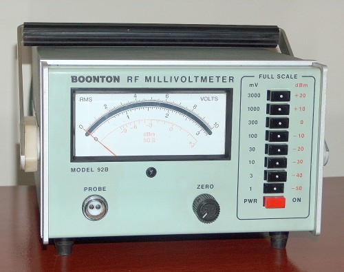 Concept Of Voltmeter : Rf voltmeter related keywords long tail