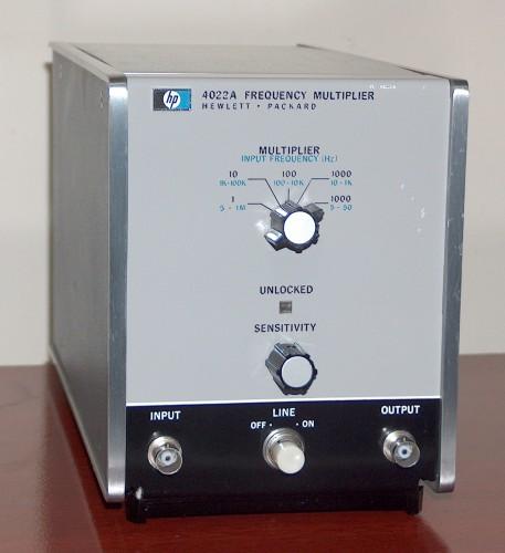 Frequency Multiplier, HEWLETT-PACKARD, Model 4022A