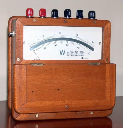 Wattmeter, ENGRO, Model xxx