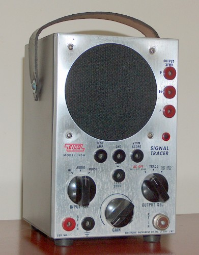 Signal Tracer, EICO, Model 145A