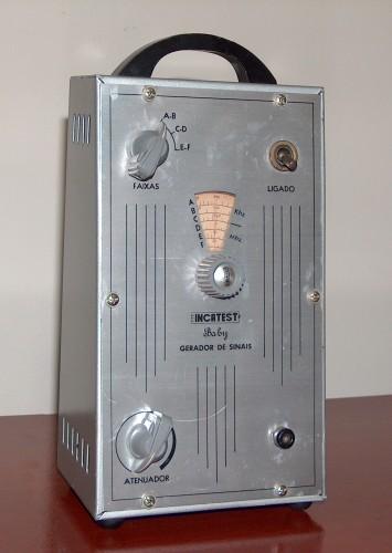 Signal Generator, INCATEST, Modelo Baby