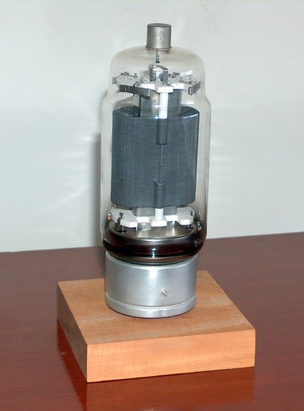 Electronic Tube, ELECTRONIC ENTERPRISES, Model 813