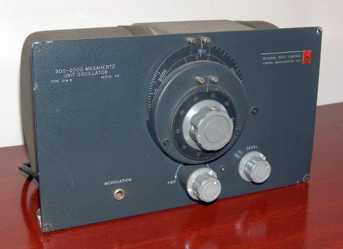 Unit Oscillator, GENERAL RADIO, Model 1218-B
