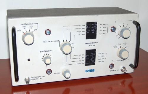 Signal Generator, LABO, Model 216