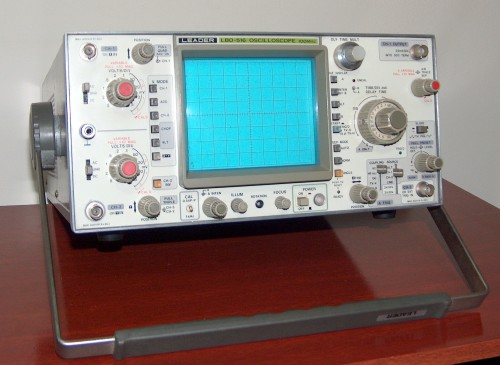 Oscilloscope, LEADER, Model LBO-516