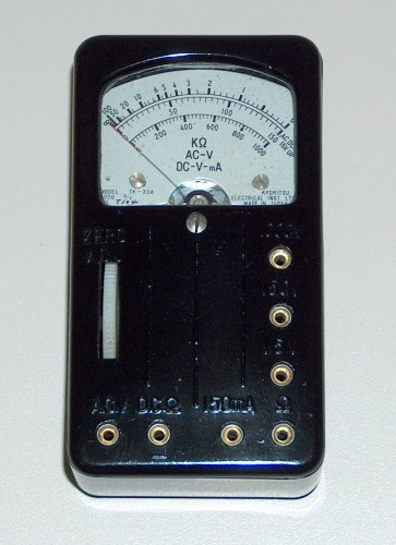 Multimeter, KYORITSU, Model TK-30A