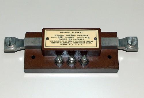 Heating Element, WESTON, Model 622 (50A)
