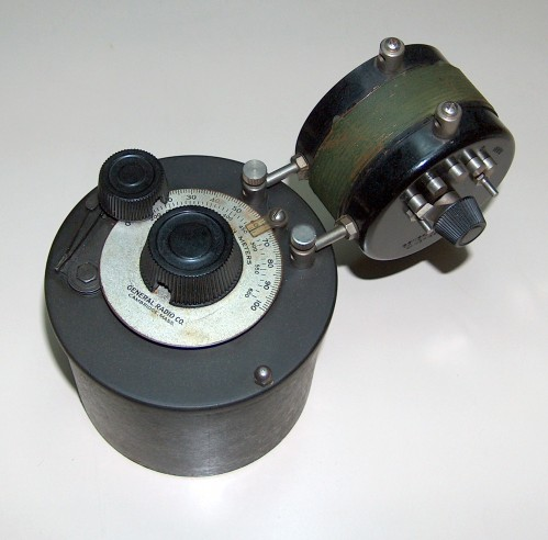 Wavemeter and Filter, GENERAL RADIO, Model 247-W