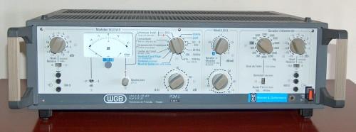 PCM Test Set, WANDEL & GOLTERMANN (WGB Brasil), Model PCM-2