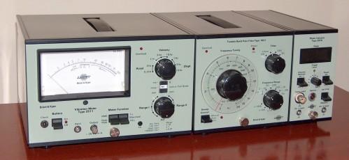 Portable Balancing Test, Brüel & Kjaer, Model 9500