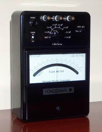 Flux Meter, YOKOGAWA, Model 3254